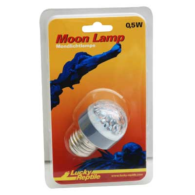 Moon Lamp LR (Mondlichtlampe E27, LED 0.5 W)(ML-1)