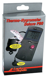 Thermometer/Hygrometer Deluxe PRO (Digitales Gerät)(LTH-34)