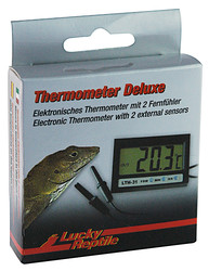 Thermometer Deluxe (2 Fernfühler)(LTH-31)